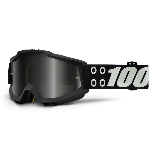 100% accuri goggles for eye protection with helmet from Suus