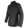 Richa Ace Waxed Cotton Armoured Motorcycle Jacket - SUUS - 1