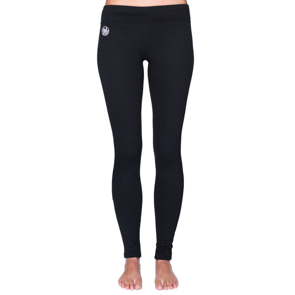 Black Arrow Bamboo Tech Base Layer Leggings - SUUS - 1