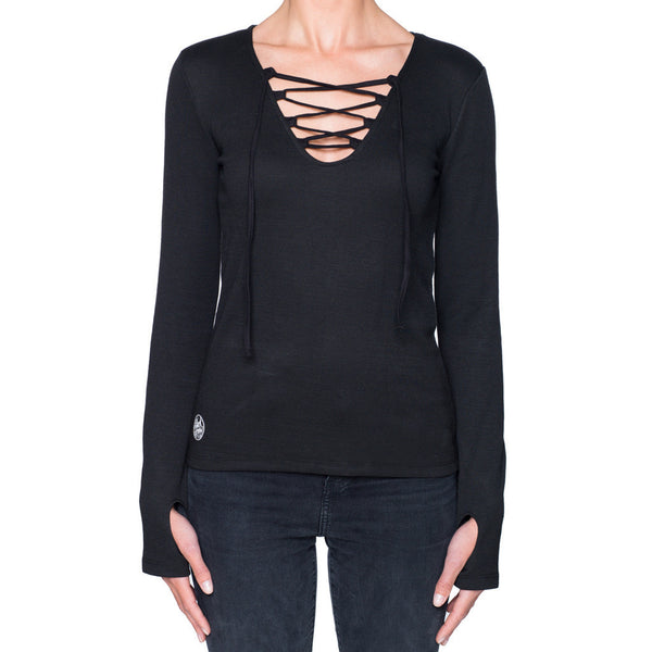 Black Arrow Bamboo Tech Base Layer Top - SUUS - 1