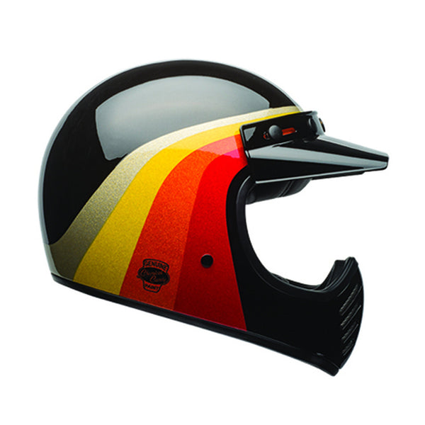 Bell MOTO-3 Classic Chemical  Candy Helmet - SUUS - 1