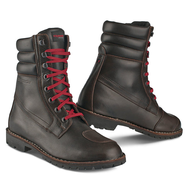 Stylmartin Indian Brown Motorcycle Boots - SUUS - 1