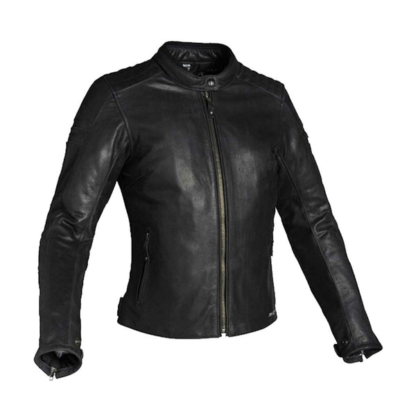 Richa Daytona Womens Leather Jacket - SUUS - 1