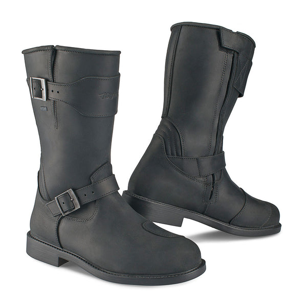 Stylmartin Legend R Black Motorcycle Boots - SUUS - 1