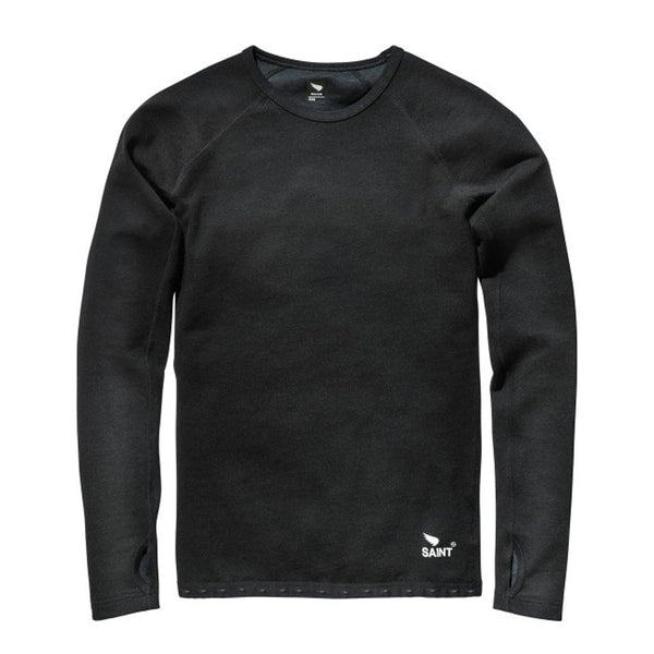 SAINT Base Layer Kevlar® Merino Men's Long Sleeve Crew - SUUS - 1
