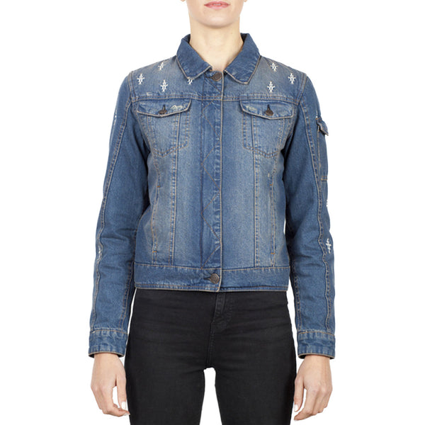 Black Arrow Nowhere Bound Denim Jacket - SUUS - 1