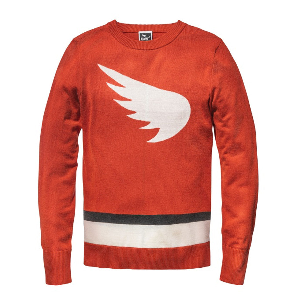 SAINT Eastside Knit - Wing Orange- Exclusive to SUUS - SUUS - 1