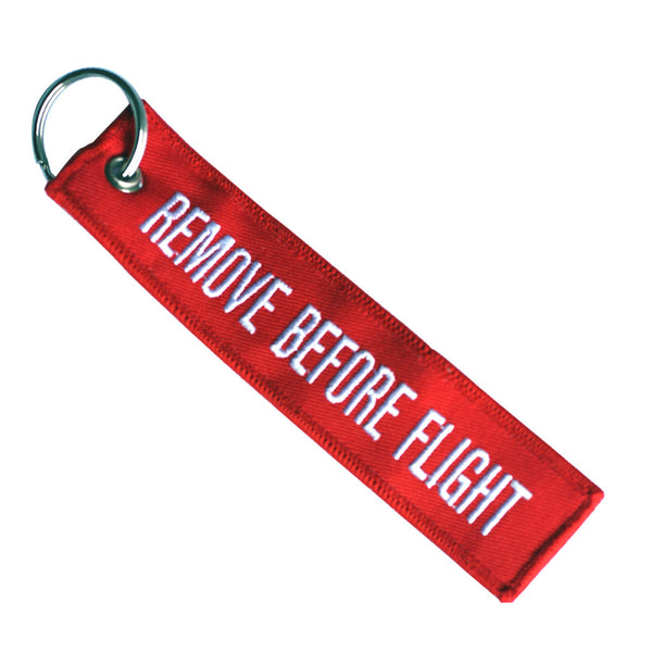 SUUS Remove Before Flight Keyring - SUUS - 1