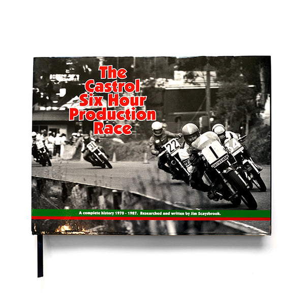 The Castrol Six Hour Production Race Book - SUUS - 1