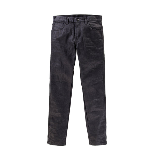 ROAD DENIM 450 JEANS - SLIM STRAIGHT - ARMOURED - BLACK