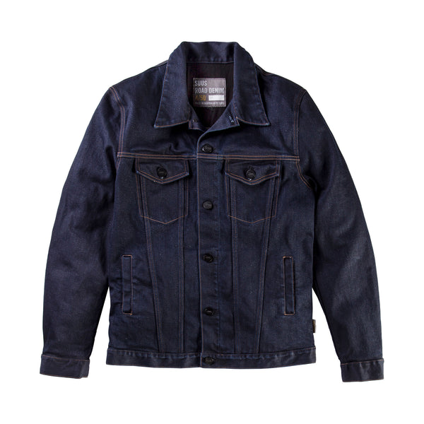 ROAD DENIM 450 JACKET INDIGO