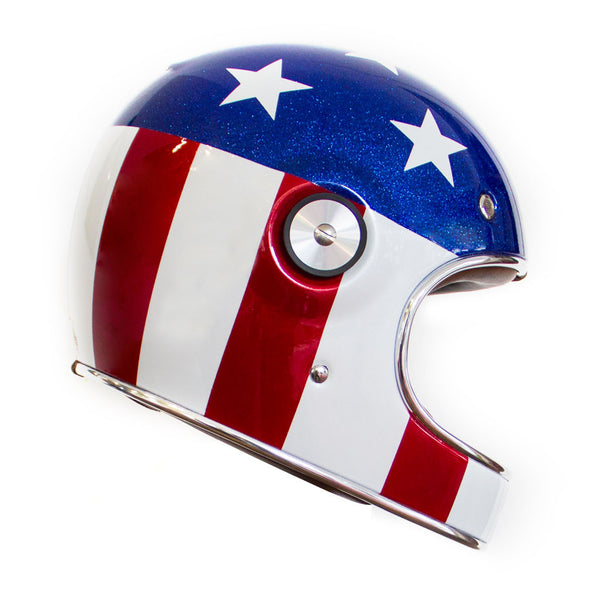 Bell Bullitt Custom Stars and Stripes - KDS Designs and Suus