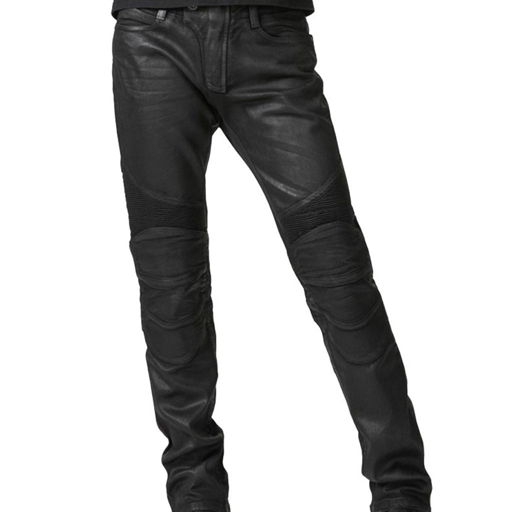 UglyBROS Women's Triton-G Black Riding Jeans - SUUS - 1