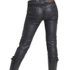 UglyBROS Women's Triton-G Black Riding Jeans - SUUS - 2