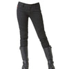 UglyBROS Women's Twiggy Black Riding Jeans - SUUS - 1