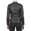 Black Arrow Wild and Free Black Leather Jacket - SUUS - 3 - kevlar lined