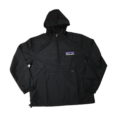 All Range Windbreaker * Black, Black *