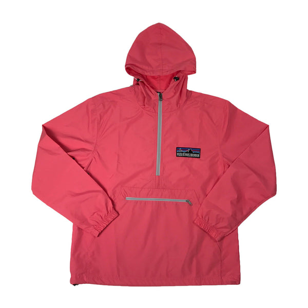 All Range Windbreaker * Pretty Pink *