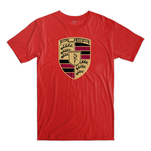 928 Tee * Red  *