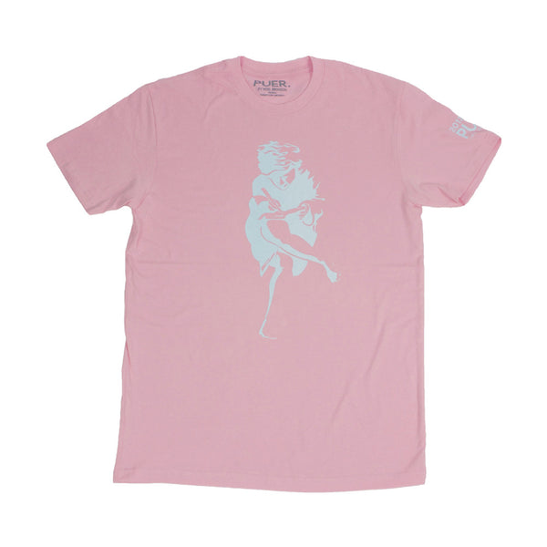 Athen Tee Shirt * Killa Pink* - PUER BY NOEL BRONSON