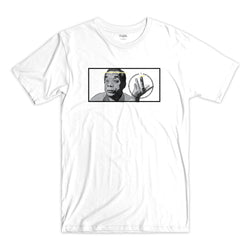 Baldwin Tee *White*