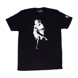Athen Tee Shirt * Black Classic * - PUER BY NOEL BRONSON