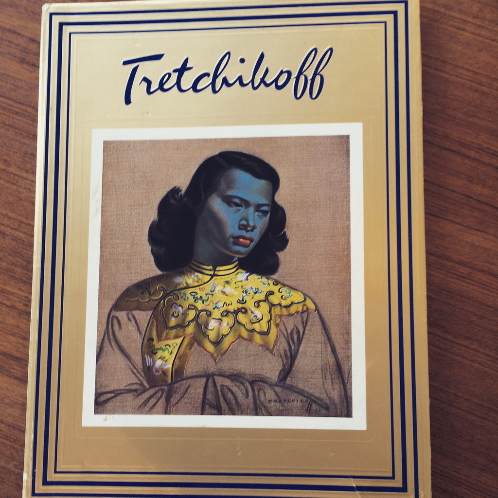 First edition Tretchikoff Book
