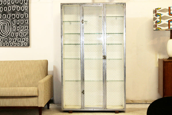 30s Glass Front Display Case