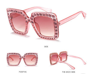 Pinkprint Sunglasses