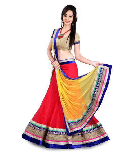 Designer Bollywood Traditional Lehenga Choli - Barbaracute