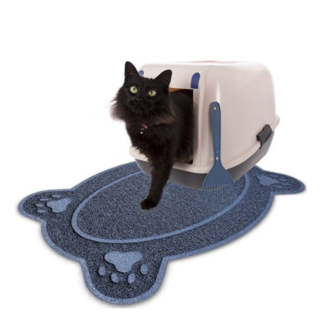 PVC Cat Feeding Mat