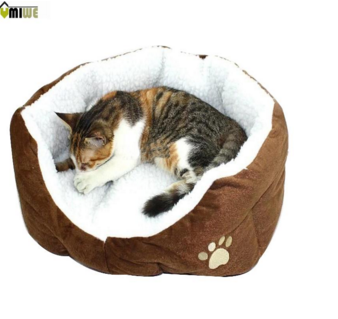Cat Winter Sleeping Bed