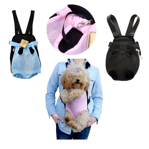 Cat Adjustable Backpack Carrier