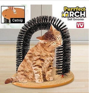 Cat Grooming Arch Toy