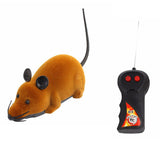 Funny Cat Remote Control Mouse Toy (Wireless)