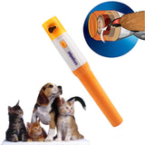 Electronic Pet Pedicure Trimmers