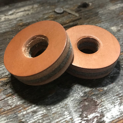 Leather/Felt Cymbal Washer set