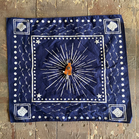 TACKLE Cotton Bandana and Drum Key