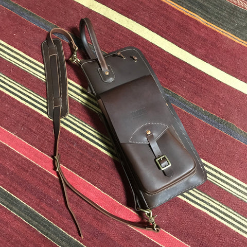 Genuine Leather Stick Bag