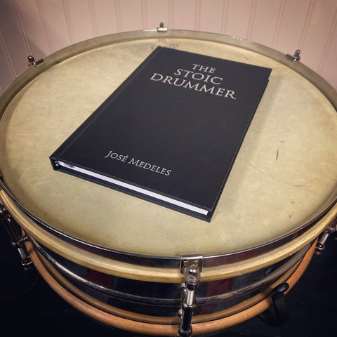 The Stoic Drummer Book