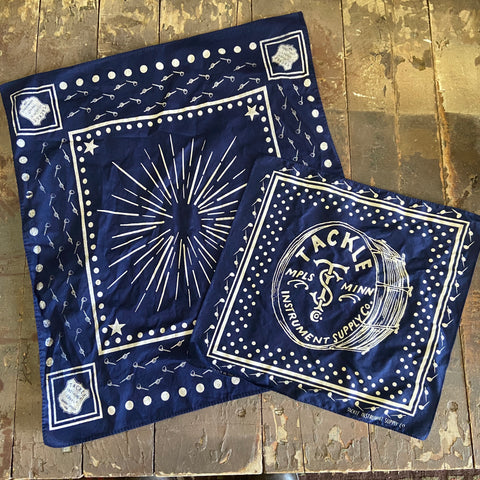TACKLE Cotton Bandana and Hanky