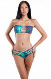 JALL! Wild Temptations Strappy Bikini Set