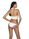JALL! Naturally Pure Cris-Cross Bikini Set