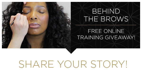 Your Brow Journey Free Online Training Giveaway