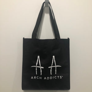 Arch Addicts Organic Tote Bag