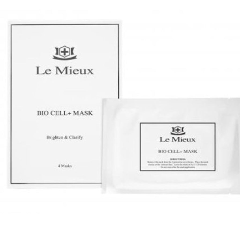 Le Mieux Bio Cell Mask (Package of 4)