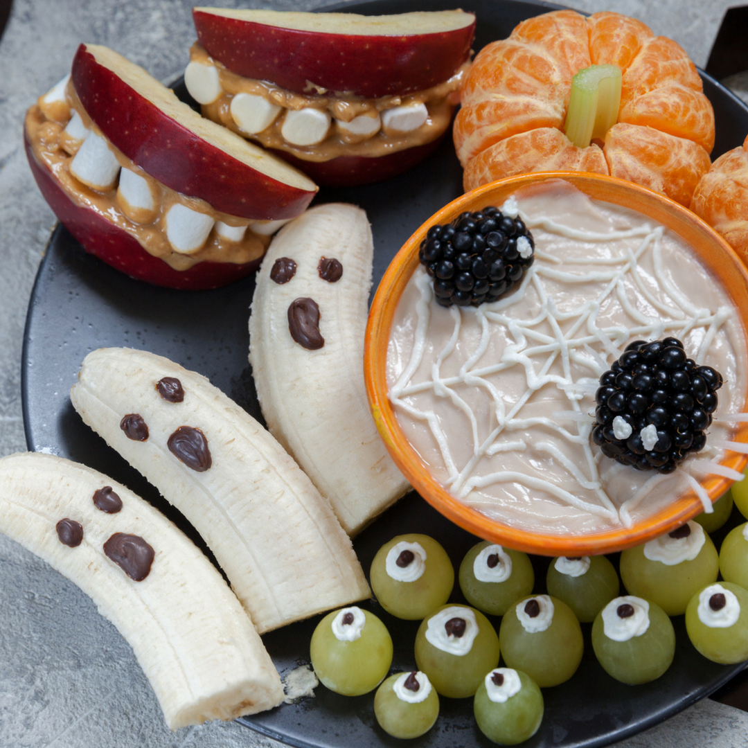 Healthy Halloween Recipes That Won't Make You Scream When You Step On the Scale