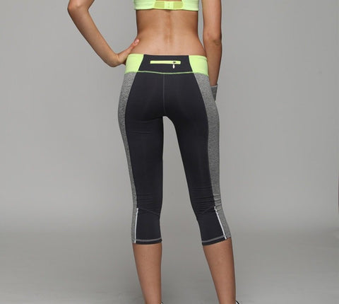 New Fitness Running Quick Drying Elastic Pants - Thermal & Breathable