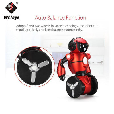 Action & Toy Figures Robot Toys 3-Axis Gyro Intelligent Gravity sensor Intelligent Balance Smart Robot Kids Toy