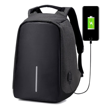 Backpack Hiking USB charging Anti Theft Backpack